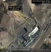 卫星照片显示朝鲜核设施重启 或提取造核