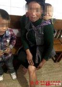 妈妈被爸爸家暴,西昌8岁小孩跑到派出所